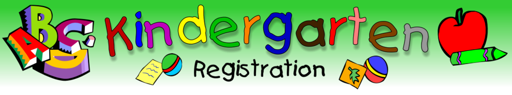 Kirby Kindergarten Registration