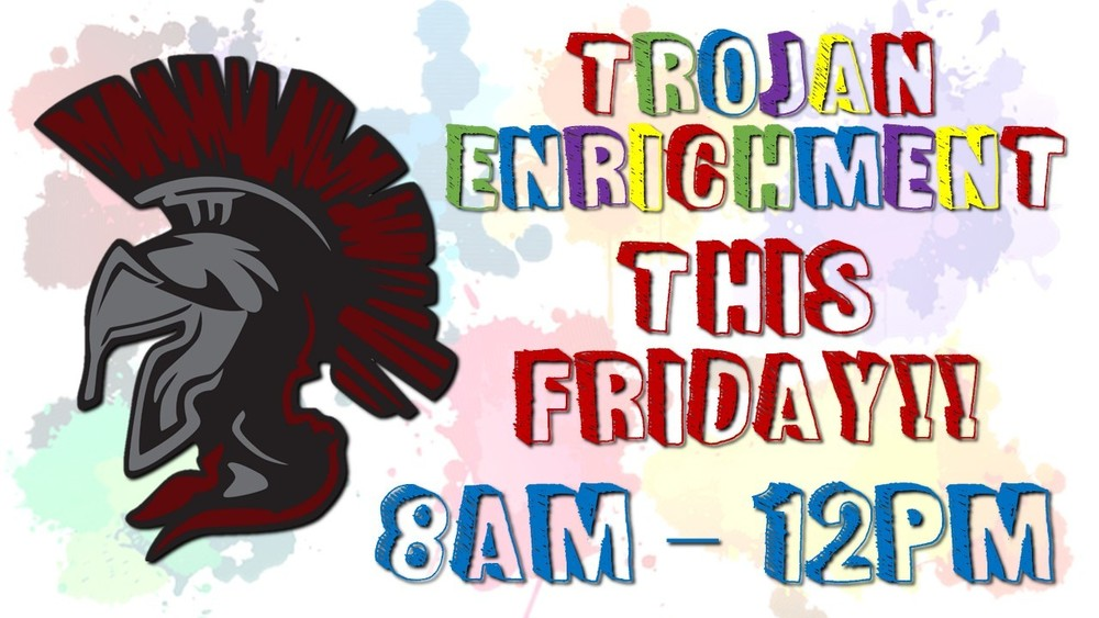 Trojan Enrichment Program begins this week!