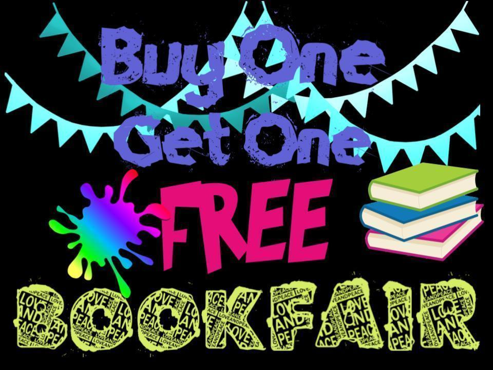 Guess What's Back, Back Again. The Book Fair's Back, Tell a Friend!