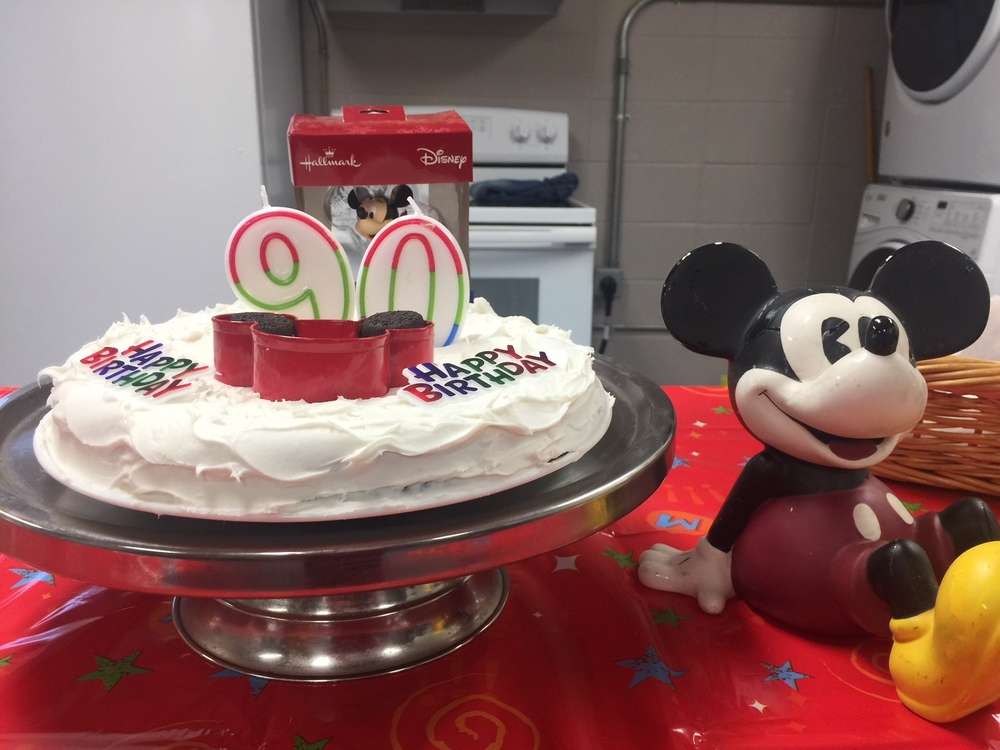 Mickey Mouse's 90th Birthday Celebration