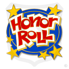 Kirby Elementary Honor Roll