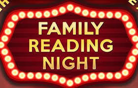 Family Reading Night was a Success!