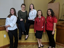 Students Excel in Star Events Competition