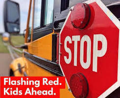 August is School Bus Safety Month!