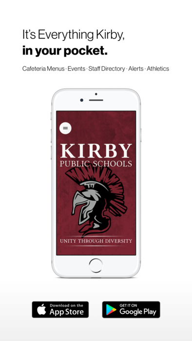 Kirby School District App Info