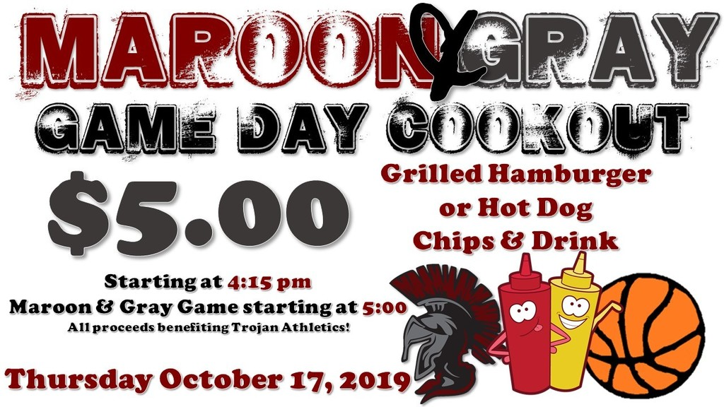 Maroon and Gray game